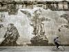 William Kentridge Fiume Tevere Triumphs And Laments Street Art Tour Roma ROVESCIO