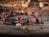 Teatro Romano di Tuscolo, Aiace tra i suoi soldati
